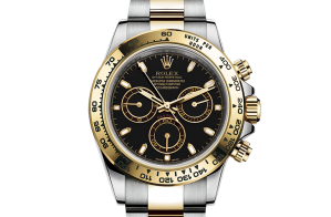 Rolex Cosmograph Daytona Oyster 40 mm Oystersteel and yellow gold 116503-0004