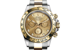 Rolex Cosmograph Daytona Oyster 40 mm Oystersteel and yellow gold 116503-0006