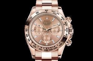 Rolex Cosmograph Daytona Oyster 40 mm Everose gold 116505-0012