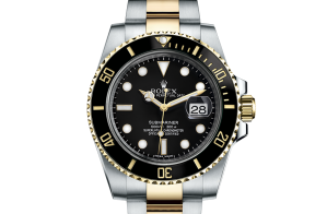 Rolex Submariner Oyster 40 mm Oystersteel and yellow gold 116613ln-0001