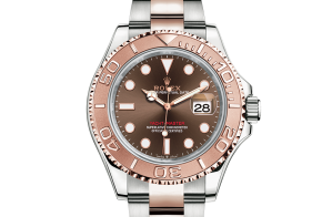 Rolex Yacht-Master Oyster 40 mm Oystersteel and Everose gold 126621-0001