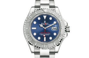 Rolex Yacht-Master Oyster 40 mm Oystersteel and platinum 126622-0002