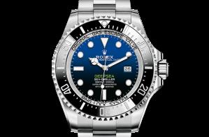 Rolex Deepsea Oyster 44 mm Oystersteel 126660-0002