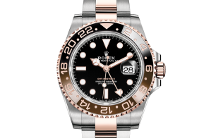 Rolex GMT-Master II Oyster 40 mm Oystersteel and Everose gold 126711chnr-0002