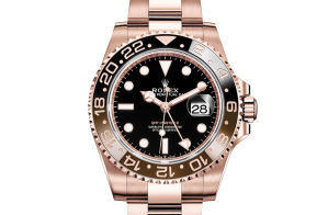 Rolex GMT-Master II Oyster 40 mm Everose gold 126715chnr-0001
