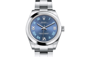 Rolex Oyster Perpetual Oyster 31 mm Oystersteel 177200-0015