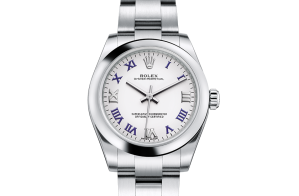 Rolex Oyster Perpetual Oyster 31 mm Oystersteel 177200-0016
