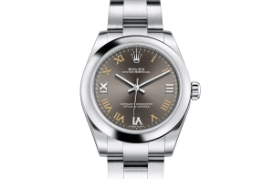 Rolex Oyster Perpetual Oyster 31 mm Oystersteel 177200-0018