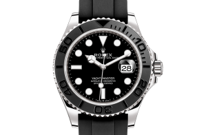 Rolex Yacht-Master Oyster 42 mm white gold 226659-0002