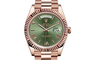 Rolex Day-Date Oyster 40 mm Everose gold 228235-0025
