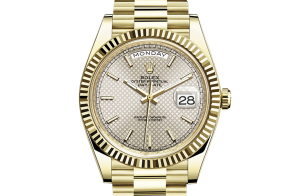 Rolex Day-Date Oyster 40 mm yellow gold 228238-0008