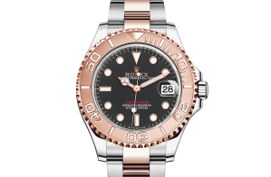 Rolex Yacht-Master Oyster 37 mm Oystersteel and Everose gold 268621-0004