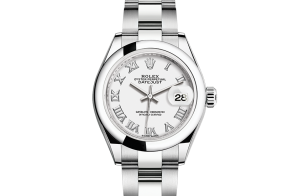 Rolex Lady-Datejust Oyster 28 mm Oystersteel 279160-0016