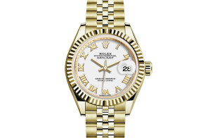 Rolex Lady-Datejust Oyster 28 mm yellow gold 279178-0030