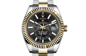 Rolex Sky-Dweller Oyster 42 mm Oystersteel and yellow gold 326933-0002