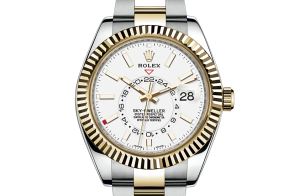 Rolex Sky-Dweller Oyster 42 mm Oystersteel and yellow gold 326933-0009