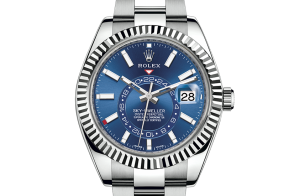 Rolex Sky-Dweller Oyster 42 mm Oystersteel and white gold 326934-0003