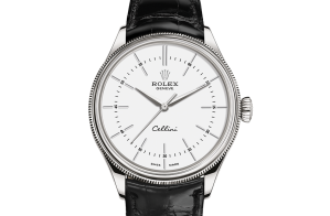 Rolex Cellini 39 mm 18 ct white gold polished finish 50509-0016