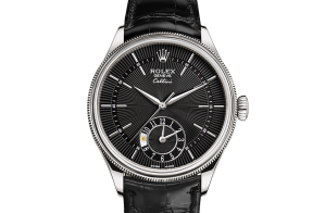 Rolex Cellini 39 mm 18 ct white gold polished finish 50529-0007