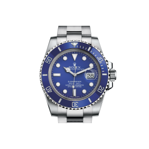 Rolex Submariner Oyster 40 mm white gold 116619lb-0001