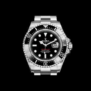 Rolex Sea-Dweller Oyster 43 mm Oystersteel 126600-0001