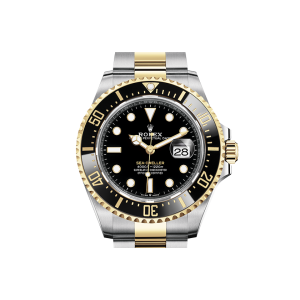 Rolex Sea-Dweller Oyster 43 mm Oystersteel and yellow gold 126603-0001