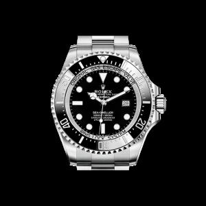 Rolex Deepsea Oyster 44 mm Oystersteel 126660-0001